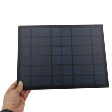 Mini Solar Panel - 340x220mm 6V 10W