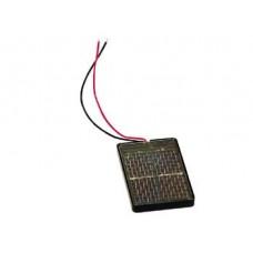 Mini encapsulated solar cell 0.5 V 800 mA