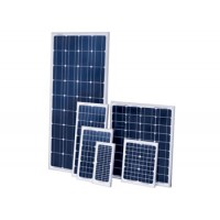 Monocrystalline modules solar panel 50W 12V