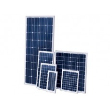 Monocrystalline modules solar panel 50W 12V