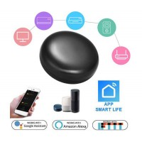 Wi-Fi Smart Remote IR Controller - Amazon Alexa and Google Assistant
