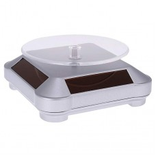 Shop display stand 360 degree self rotating turntable