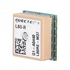 GPS L80-R module with antenna