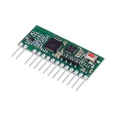 H.D. Receiver Module LoRa 868 MHz