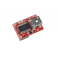 FTDI USB-serial converter- 3,3V e 5V