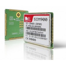 SIM900 - Quad-band GSM/GPRS module