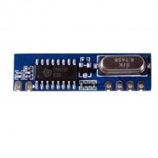 433 MHz 5V receiver