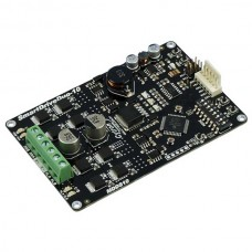 Driver for 2 DC motors 10 A - 4 control modes