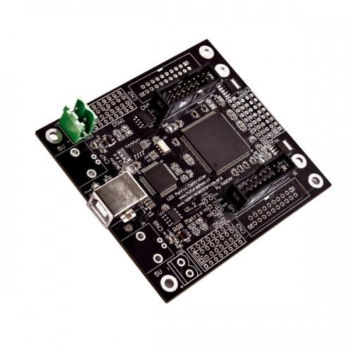 LED Matrix controller RGB