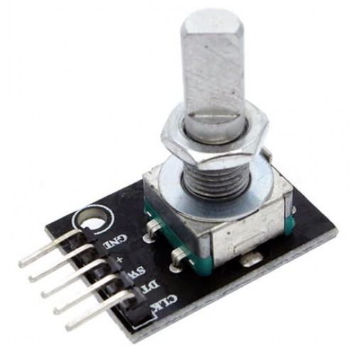 Breakout with Rotative Encoder 12 mm