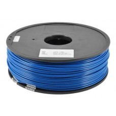 ABS BLUE FOR 3D PRINTERS - 1 KG - 1,75 MM