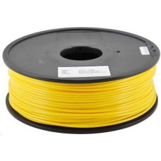 ABS YELLOW FOR 3D PRINTERS - 1 KG - 1,75 MM