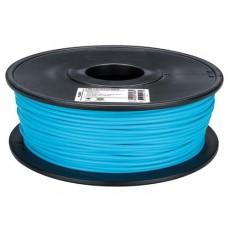 PLA CYAN ON REEL FOR 3D PRINTERS - 1 KG
