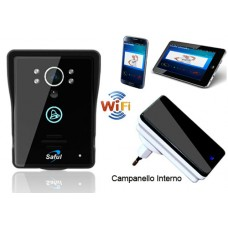 Wi-Fi Video doorphone for Smartphone