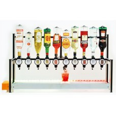 DrinkMaker with 5 dispensers