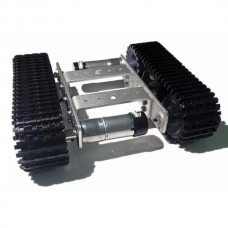 Small robot chassis with engines