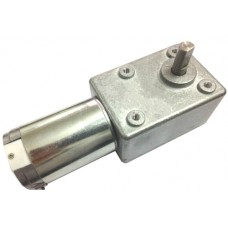Gearmotor 12 Vdc 9 RPM - 140 kg·cm