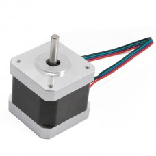 Bipolar stepper motor NEMA 17 - 1,5 A
