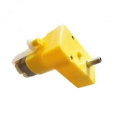 Gearmotor 6V dc - 200 rpm - metal shaft