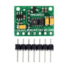 Pulse Oximeter SpO2 and Heart-Rate Sensor Module MAX30100