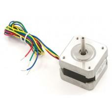 Stepper motor NEMA17 - 1,8° - 0,28A