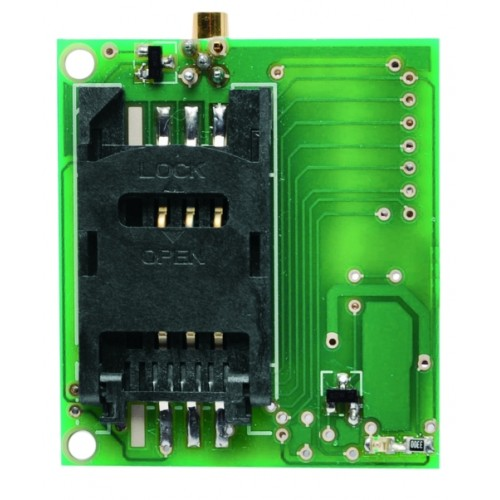 Small Breakout for SIM900 GSM Module- It is a printed circuit board