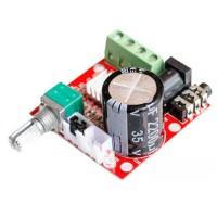 Audio Stereo Amplifier Board Dual Channel -  2x10 watt