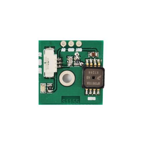 Pressure sensor MPXH6115A6U - mounted- Breakout board based