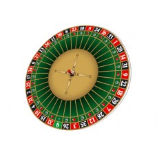 Roulette electronic LED