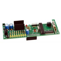 433 MHz receiver 8 channels with self-learning