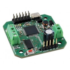 Controller with feedback for stepper motor