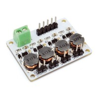 Colibrì - Driver for power led RGBW