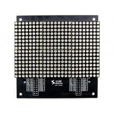 Matrix display 24X16 green LED 3MM