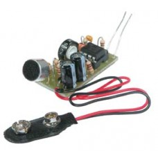 Mini Microphone Preamplifier
