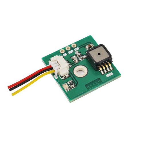 Pressure sensor MPXH6115A6U - mounted- Breakout board based