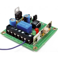 Self-learning 433.92 MHz single channel receiver - To be Welded
