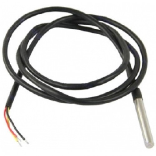 Waterproof DS18B20 Digital temperature sensor- This is a