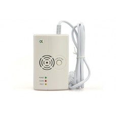 Wireless gas leak detector for wireless alarm FR575