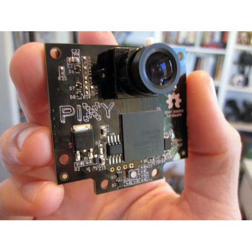 PIXY Camera (CMUcam5) vision sensor- Pixy is a fast vision sensor