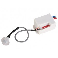 MINI PIR MOTION DETECTOR 12 Vdc
