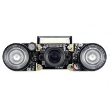 IR camera with 2 IR LED 3W for Raspberry Pi