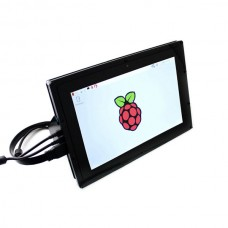 "Display Touch Screen 10""  1280x800px - HDMI with Case"
