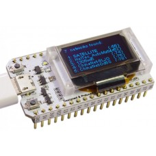 ESP32 with OLED display 0,96 inch