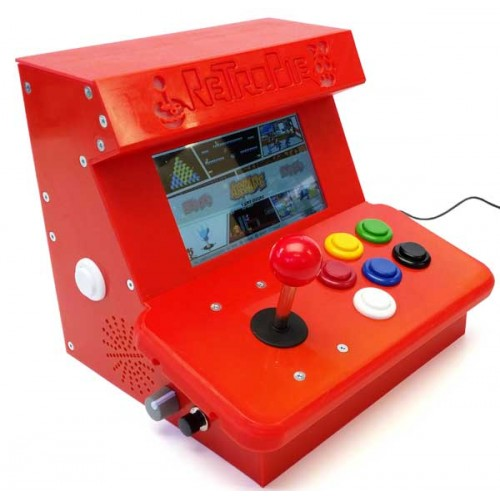 Mini Arcade Video Game with Monitor - kit