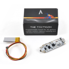 TACTIGONBASIC - BLUETOOTH On board environmental sensors