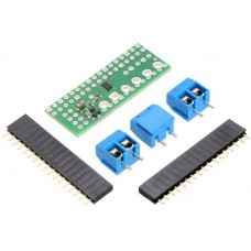 Dual Motor Driver for Raspberry Pi