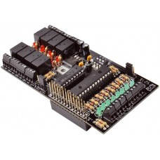I/O expander shield for Raspberry Pi