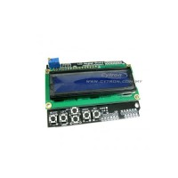 Shield LCD keypad for Arduino