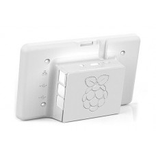 Raspberry Pi LCD Touch Screen Case - White