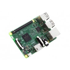 Raspberry Pi 3 Model B with Wi-Fi and Bluetooth